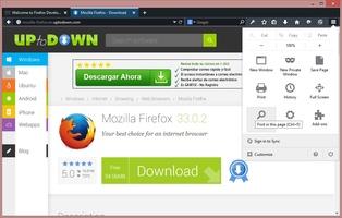 Firefox Developer Edition screenshot 5