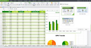 Kingsoft Office Suite Free 2013 screenshot 3