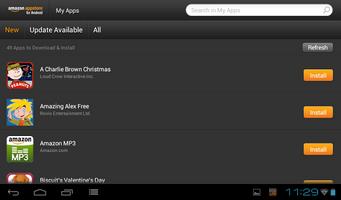 Amazon AppStore screenshot 11