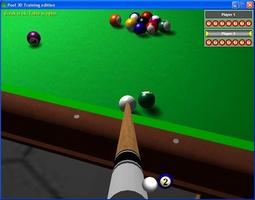 Pool 3D Training Edition screenshot 4