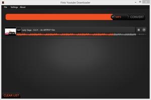 FLVTO Youtube Downloader for Windows screenshot 6