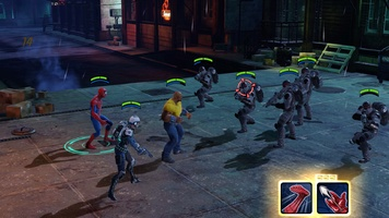 MARVEL Strike Force screenshot 13