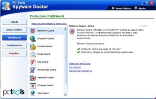 Spyware Doctor screenshot 11