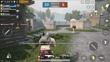 BETA PUBG MOBILE screenshot 7