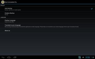 Root Uninstaller screenshot 10