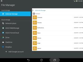 ASUS File Manager screenshot 5