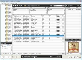 MusicBee screenshot 2