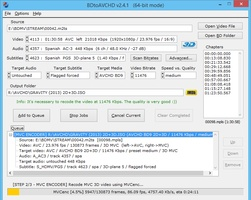 BDtoAVCHD screenshot 2
