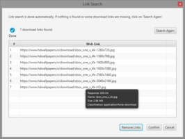 WFDownloader App for Mac screenshot 5