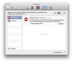 Adblock Plus for Safari screenshot 8