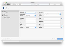Remote Desktop Manager screenshot 4
