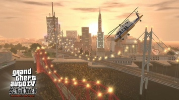 GTA IV: San Andreas screenshot 5