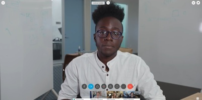 Cisco Webex Meetings screenshot 3