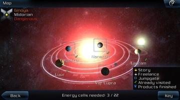 Galaxy on Fire 2 HD screenshot 5