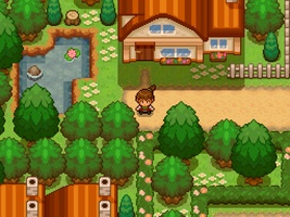 Pokemon Uranium screenshot 3