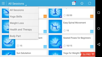 Daily Yoga screenshot 8