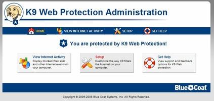 K9 Web Protection screenshot 2