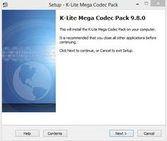 K-Lite Codec Pack (Full) screenshot 2