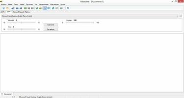 Balabolka Portable screenshot 2