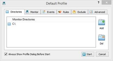 DiskPulse screenshot 3