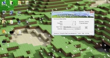DesktopSnowOK screenshot 2