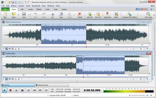 WavePad Free Audio, Music and Mp3 Editor screenshot 7