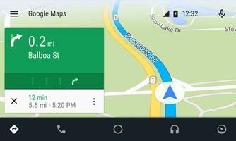 Android Auto screenshot 3