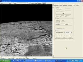 Virtual Moon Atlas screenshot 4