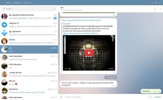 Telegram for Desktop screenshot 5