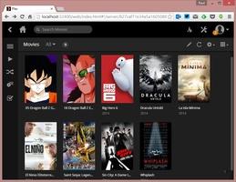 Plex Media Server screenshot 2