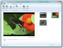 Windows Live Movie Maker screenshot 2