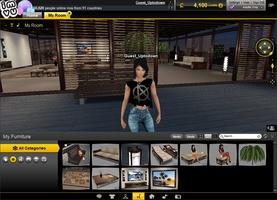 IMVU screenshot 8