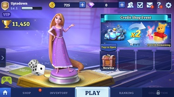 Disney Magical Dice : The Enchanted Board Game screenshot 6