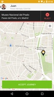 Cabify Drivers screenshot 3