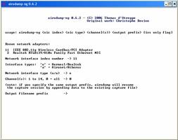 Aircrack-ng screenshot 2