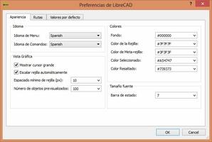 LibreCAD screenshot 7