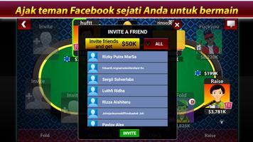Texas Holdem Poker Online Free - Poker Stars Game screenshot 5