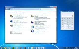Windows 7 Home Premium screenshot 5