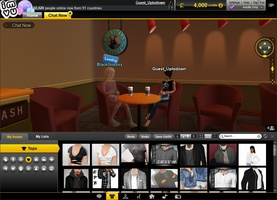 IMVU screenshot 5