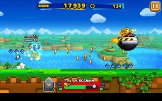 Sonic Runners Revival screenshot 2
