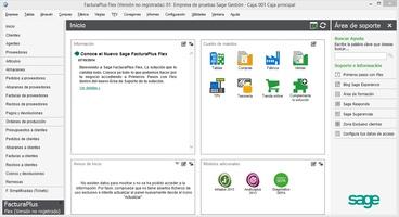 Sage FacturaPlus Flex screenshot 2