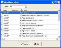 Contalux screenshot 5