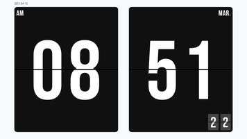 Zen Flip Clock screenshot 11