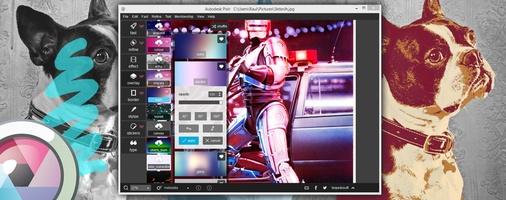 Pixlr Desktop screenshot 3