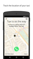 Yandex.Taxi screenshot 11