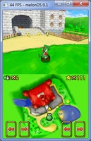 melonDS screenshot 3