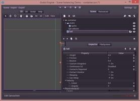 Godot Engine screenshot 4