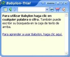 Babylon screenshot 2