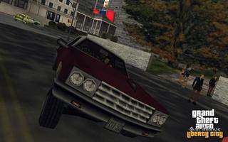 GTA: San Andreas Liberty City screenshot 4