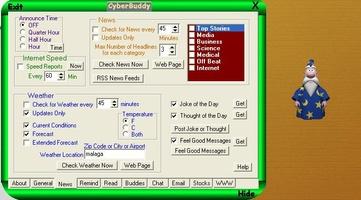CyberBuddy screenshot 5